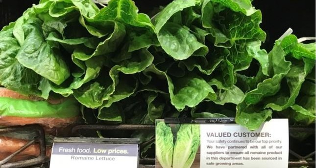 Do not eat romaine lettuce, US says amid E. coli outbreak