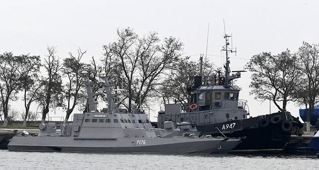 Germany: Russian blockade of Sea of Azov is unacceptable