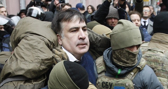 Georgia's ex-President Saakashvili says he may return to his country