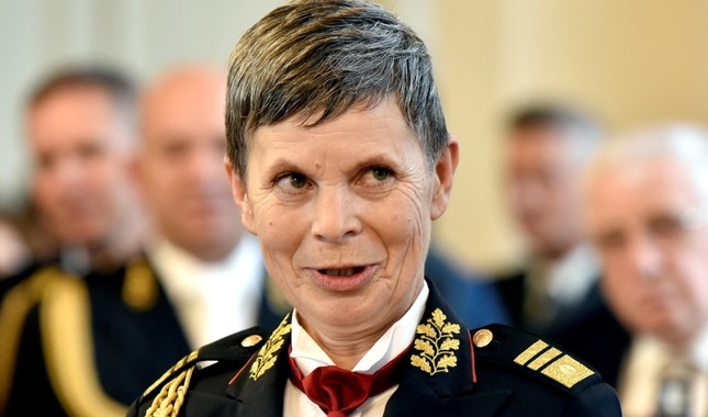 Slovenia appoints female officer as chief of military