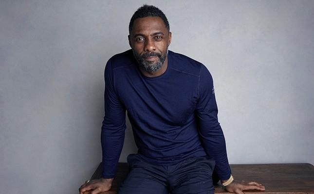 Idris Elba named 2018