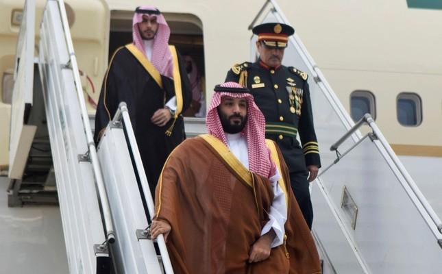 Argentina judge moves to probe Saudi crown prince