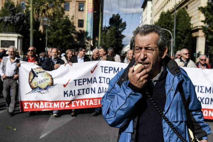 Grèce : le secteur public en grève pour en finir avec l