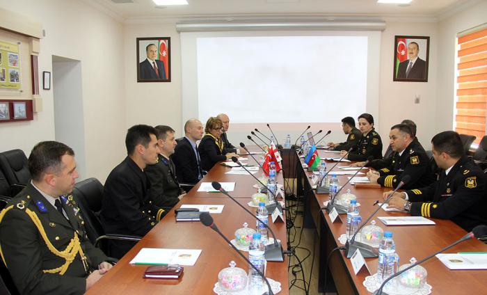 DefenseMinistries of Azerbaijan, Turkey, and Georgia held meeting in field of cyber-security