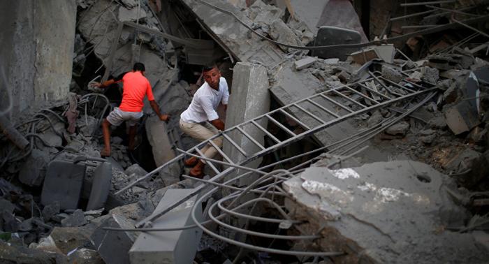 مقتل فلسطيني ثان وإصابة 2 آخرين في قصف إسرائيلي شرقي غزة