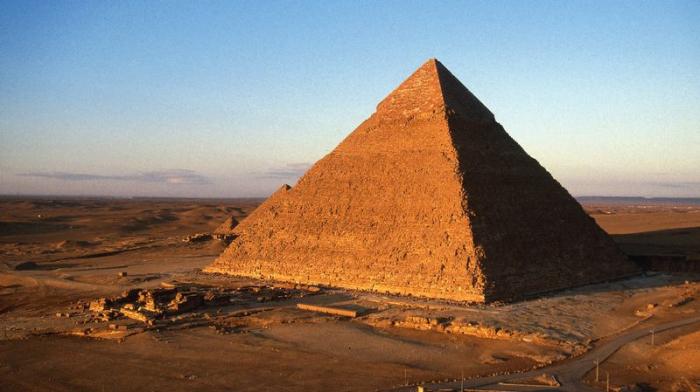 Le secret de la construction des pyramides enfin percé?