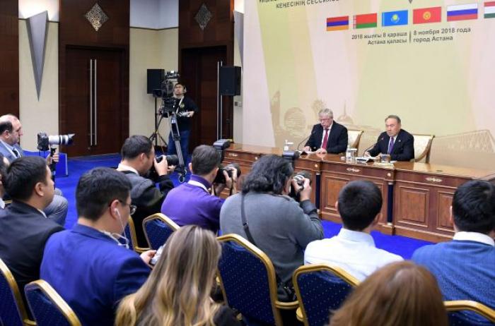 Belarusian representative should become CSTO secretary general: Kazakh president
