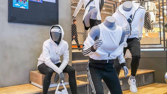 Adidas rechnet mit mehr Gewinn