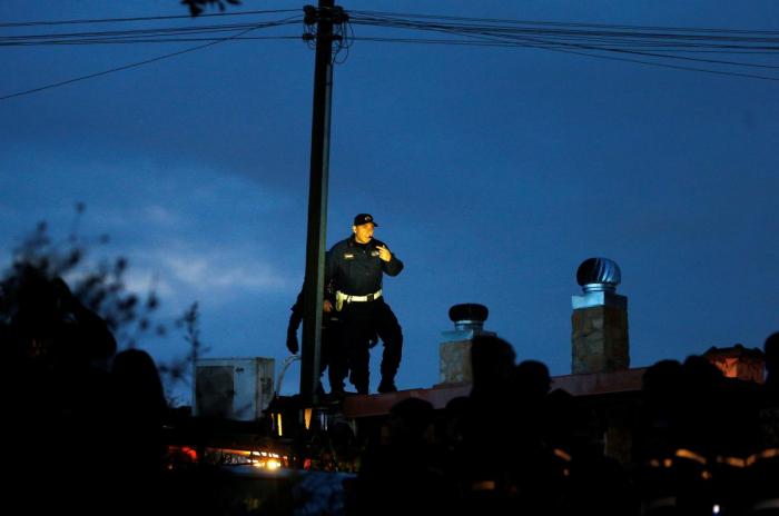 Italian police confiscate Mafia villas in Rome swoop