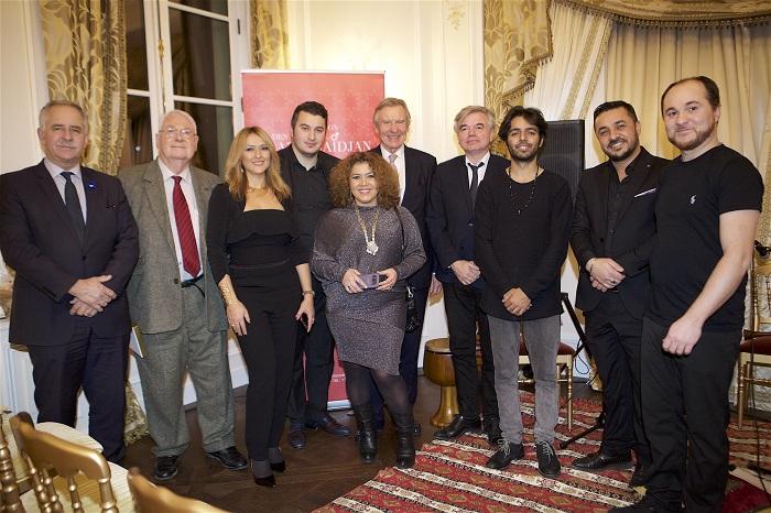 Parisdə Azərbaycanın dostları Assosiasiyasının 20 illiyi qeyd olunub - Fotolar