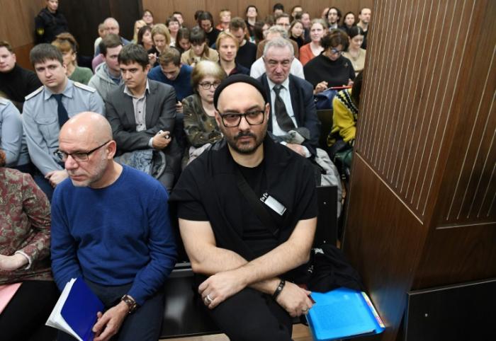 Russie: le metteur en scène Serebrennikov au tribunal pour son procès