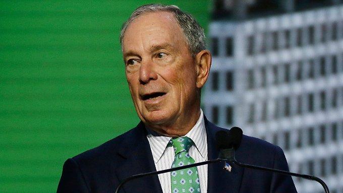 Bloomberg spendet 1,8 Milliarden Euro