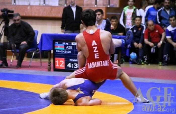 Əli Rəhimzadə dünya çempionatının finalında