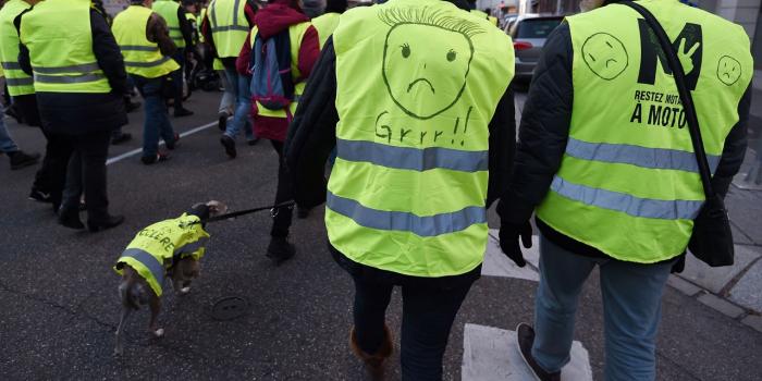 """France: Cinquième journée de mobilisation pour les """"gilets jaunes"""""""