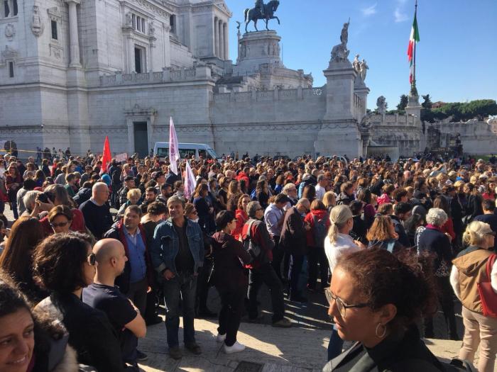 Italie : manifestations contre une réforme du droit de la famille