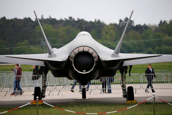 Les Etats-Unis commandent 255 avions de combat F-35 à Lockheed Martin
