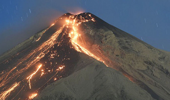 Guatemala volcano: Authorities call for evacuation amid intense activity at Volcano of Fire