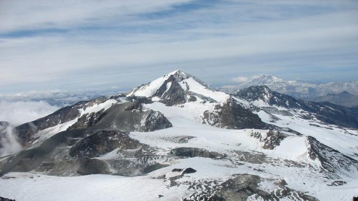 Declaran alerta amarilla en complejo volcánico entre Chile y Argentina