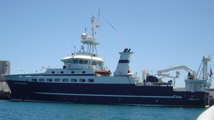 ARA San Juan: ¿Se ignoró una pista clave hallada por un buque chileno hace un año?