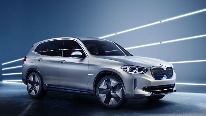 BMW bereitet neue i-Welle vor