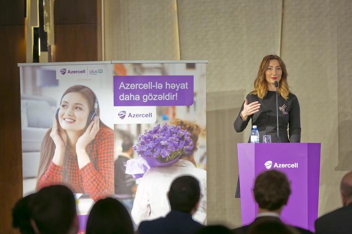 """Azercell yeni """"Audio Kitablar"""" layihəsini təqdim etdi"""