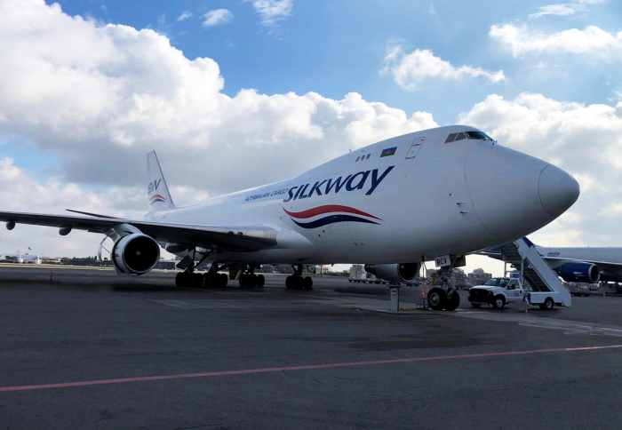 Silk Way Airlines expands fleet with another Boeing 747 freighter