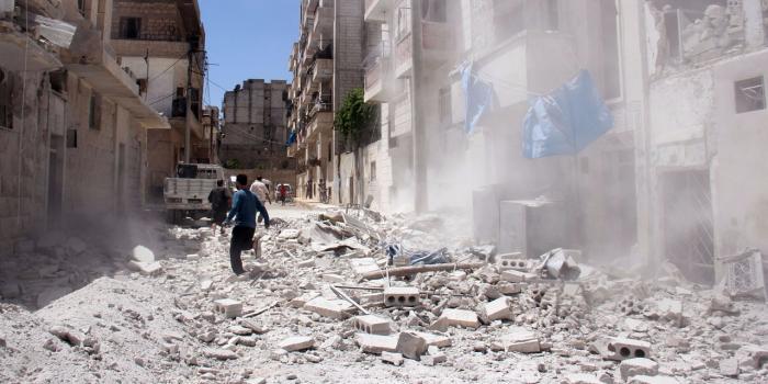 Les forces de Damas reprennent le dernier réduit de l