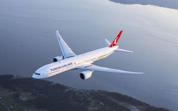 İstanbulun yeni aeroportundan Bakıya ilk uçuş