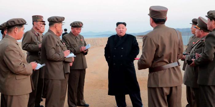 Pyongyang affirme tester une arme de «haute technologie»