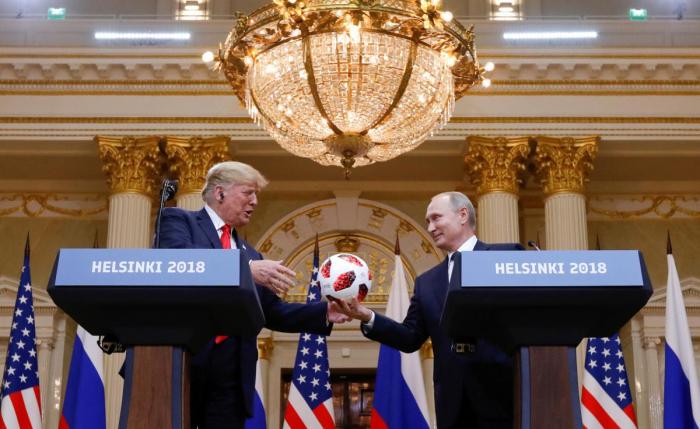 Putin, Trump due to meet at G20 on December 1: Kremlin document