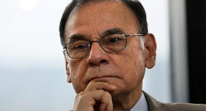 Fallece el embajador de Venezuela en Cuba y dirigente político Alí Rodríguez Araque