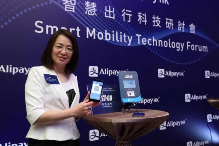 Le métro de Hong Kong développe une option de paiement par QR code