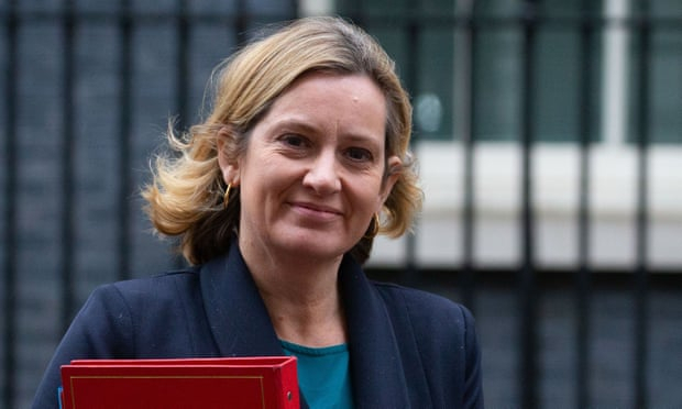 Amber Rudd: parliament will stop a no-deal Brexit