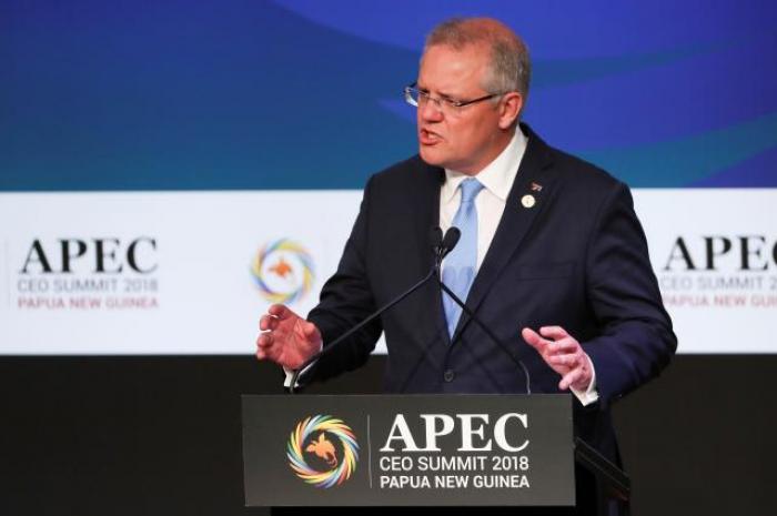 Australia rejects U.N. migration pact, sticks with hardline asylum-seeker policy