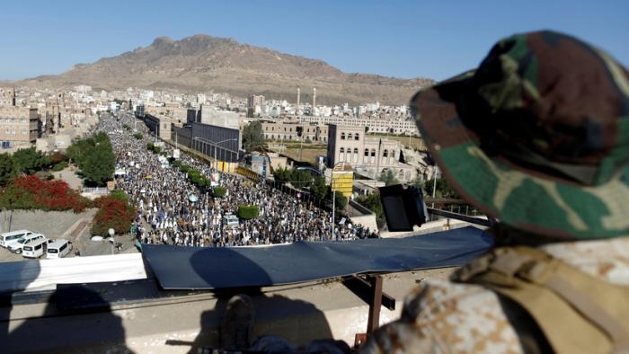 Hutíes anuncian el cese de ataques contra la coalición de Arabia Saudita en Yemen