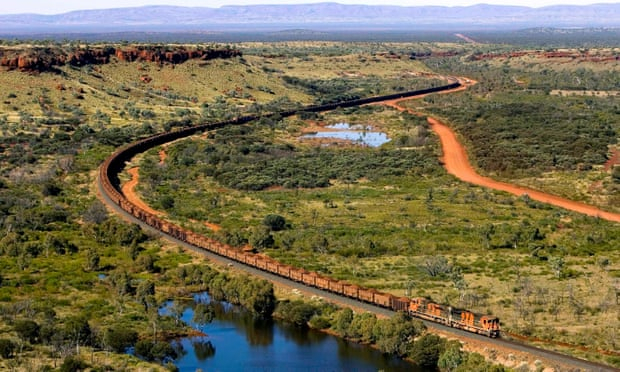 BHP suspends WA rail operations after train travels 92km with no driver
