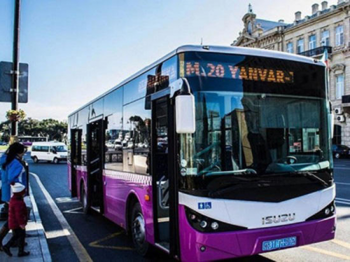 Baku transport company launches free Wi-Fi in its buses