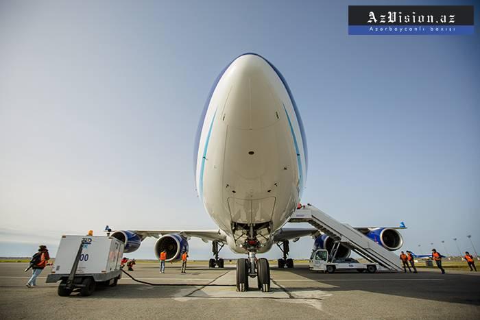 Aeroportdan 3,8 milyon sərnişin istifadə edib