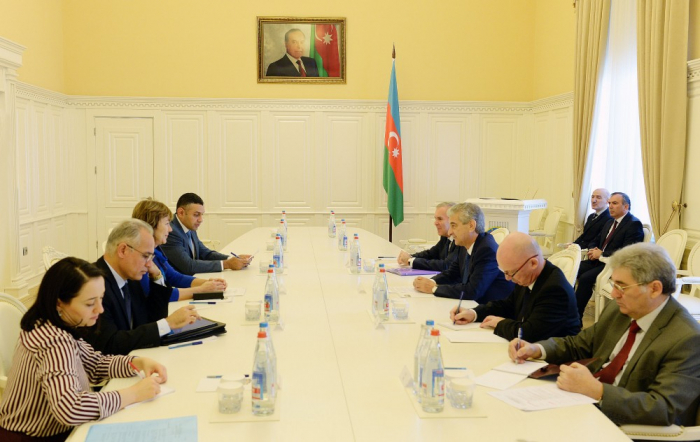Government of Azerbaijan, UN Economic Commission for Europe sign Joint Statement