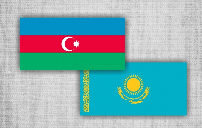 Kazakhstan and Azerbaijan plan joint oil and gas venture