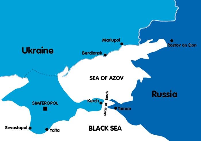 Alovlu Azov: Dənizdəki qarşıdurmanın suyun altında qalan səbəbləri – TƏHLİL