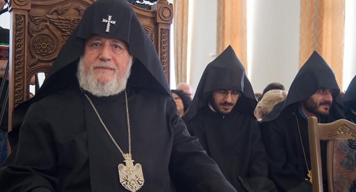 Erməni katolikos cinsi azlıqların cəzalandırılmasını tələb etdi