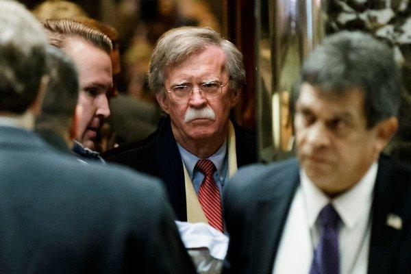 Bolton says no plan for formal meeting between Trump, Saudi crown prince at G20 summit