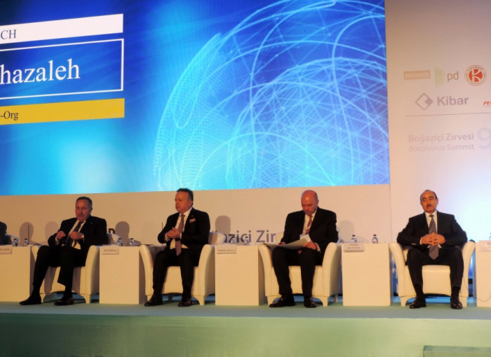"""9th Bosphorus Summit under motto """"Sustaining Peace and Development for All"""" gets underway in Istanbul"""