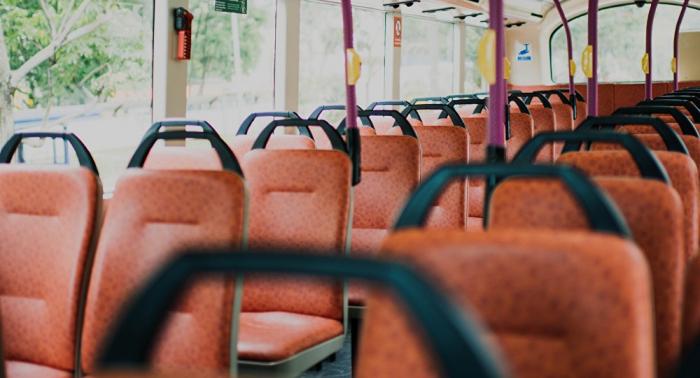 Rescatados 70 niños de un autobús escolar atrapado por las lluvias en el sureste de España