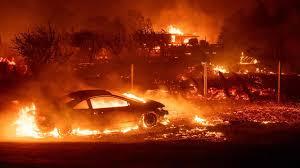 Los más mortíferos en la historia de EE.UU.: Al menos 42 muertos por los incendios en California