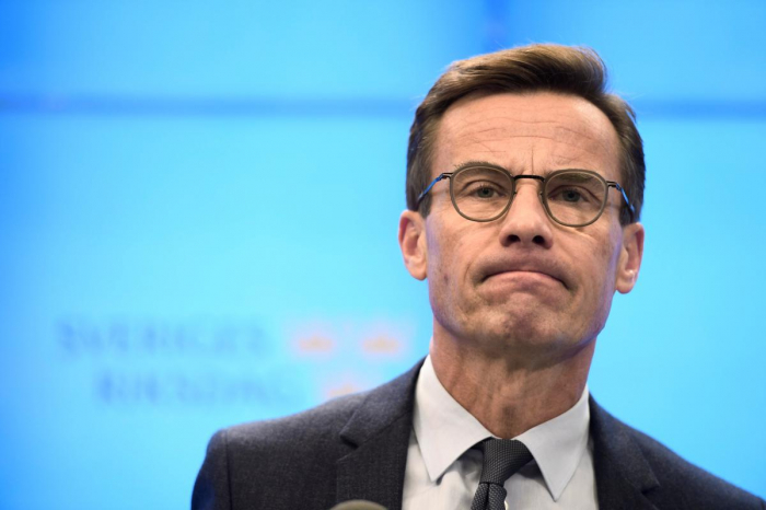 Swedish parliament to vote on Moderate leader Kristersson as new PM - speaker