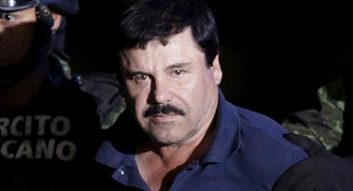 """Testigo afirma que """"El Chapo"""" Guzmán mató a narco porque no le dio la mano"""