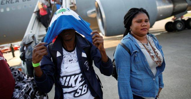 Gobierno chileno envió a 176 haitianos en un plan de retorno asistido