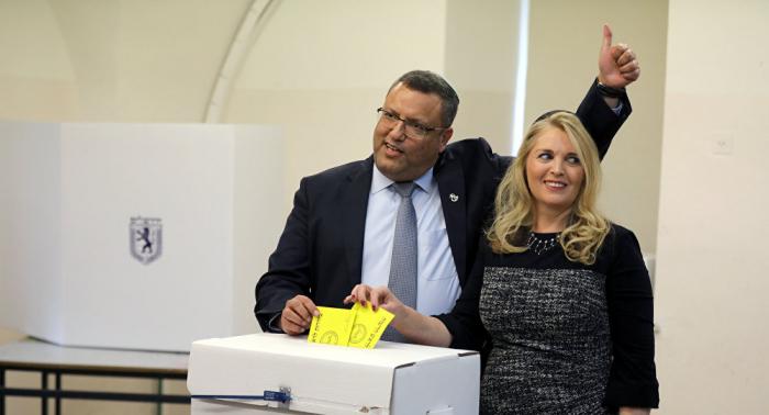 Moshe Lion se proclama ganador de los comicios municipales en Jerusalén